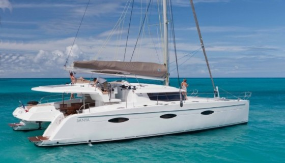 Fountaine Pajot Sanya 57: resort living on a cat