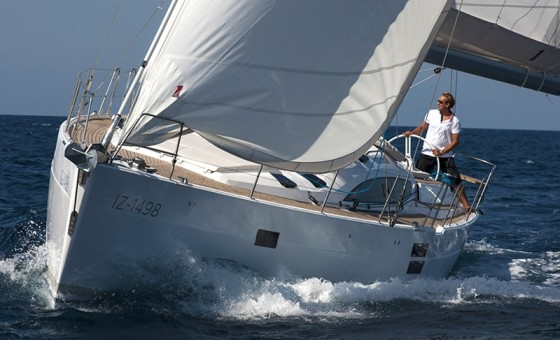 Elan Impression 494 review: a fine flagship cruiser