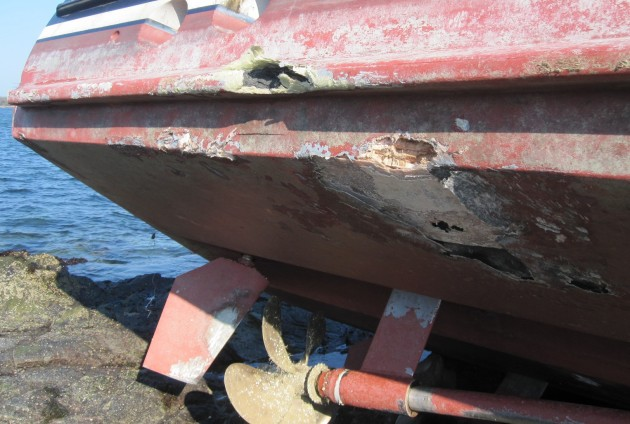 How to buy, sell and repair damaged boats