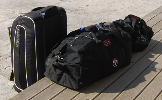 Yacht charter: how to pack, what to take