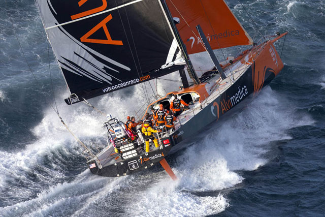 10 of the best Volvo Ocean Race images... so far