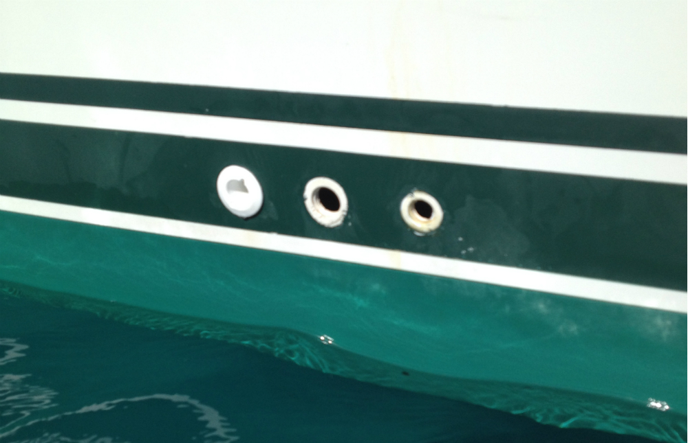 How to fit and service through-hull fittings