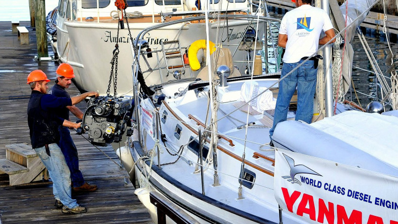 All about marine toilets - boats com