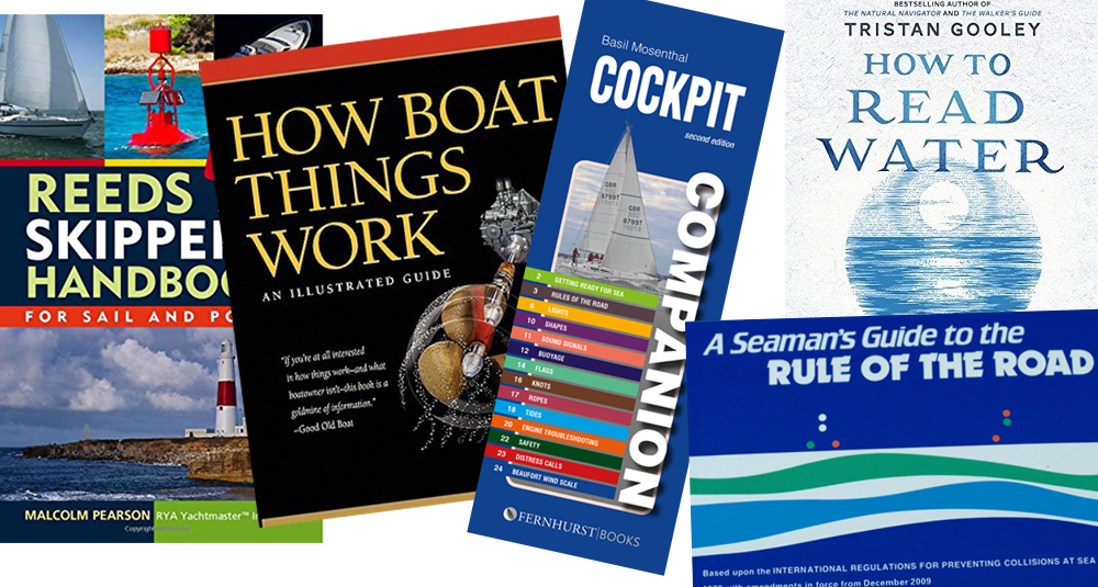 Best powerboat books