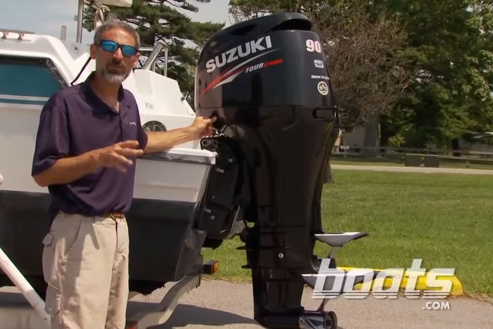 Boating tips: outboard laying up blunder