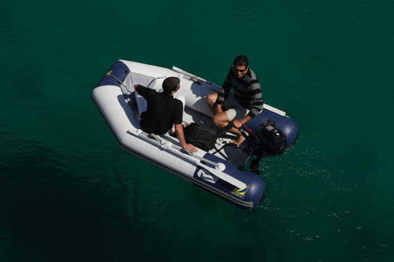 inflatable tender