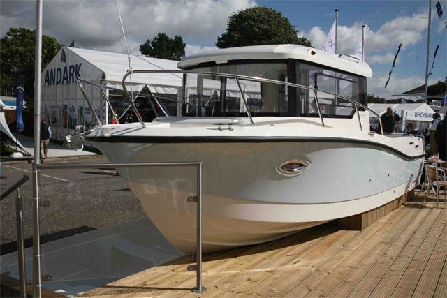 quicksilver captur pilothouse 755 flagship fisher boats com