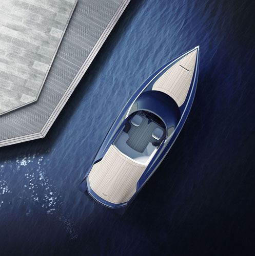 Am37 Aston Martin Enters The Powerboat Market Boats Com