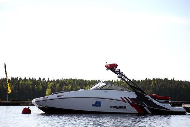 Sea-Doo Wake 230: powersports experience - boats com
