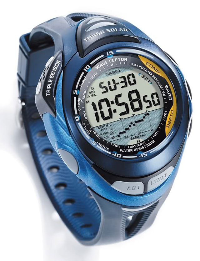 casio pathfinder watch manual 3246