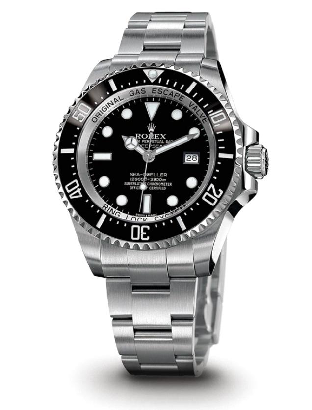Sailing watches: Rolex Deep Sea