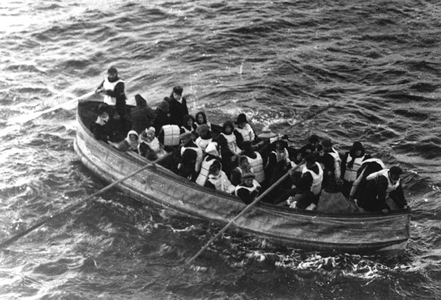 A full lifeboat