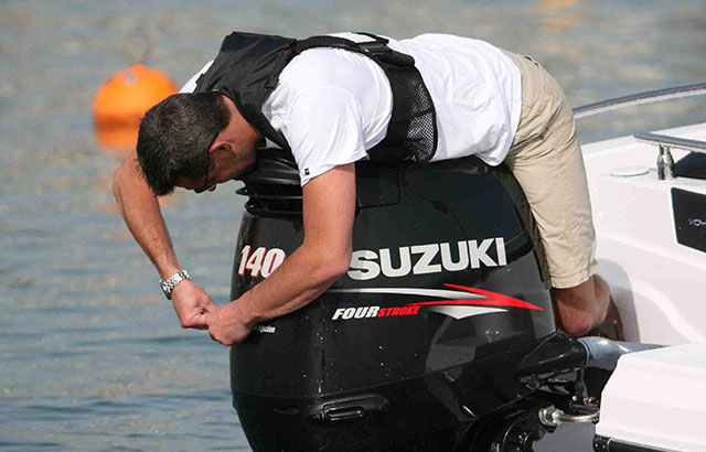 Fixing Your Engine At Sea Emergency Tips Boats Com