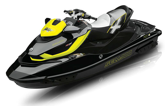 Top 10 Personal Watercraft RXT as260
