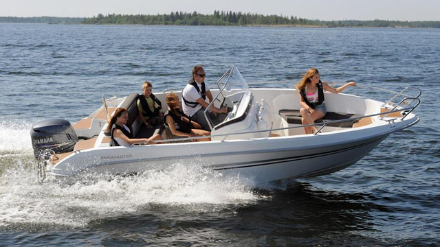 Finnmaster 59 SC: remarkable runabout