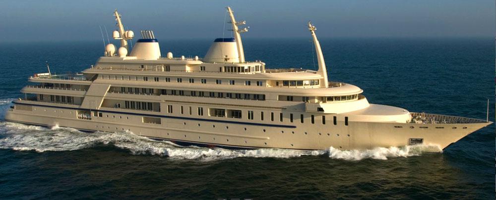 Yacht Al Said