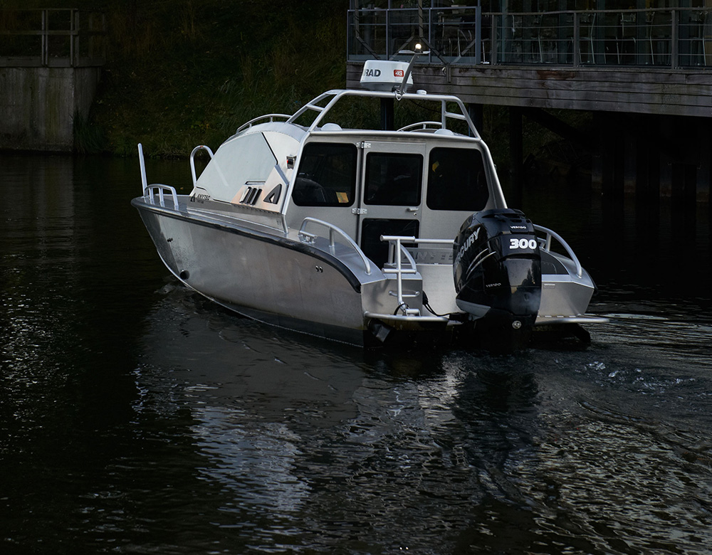 Pro Line Boats >> Anytec 747 CAB review - boats.com