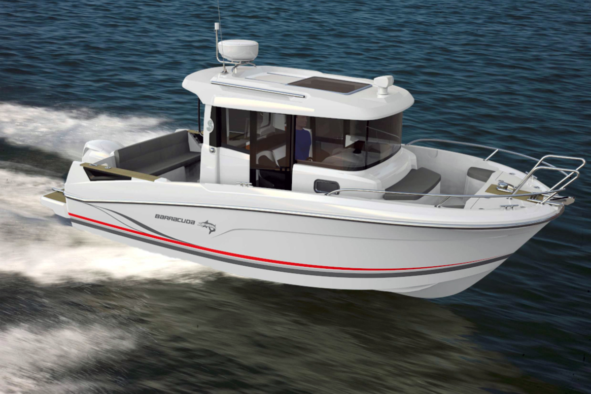 10 new powerboats at london boat show 2015. Black Bedroom Furniture Sets. Home Design Ideas