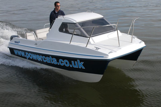 Twin Hulled Powerboats Advantages Of Power Catamarans
