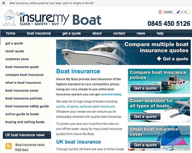 Boat Insurance Boats Com