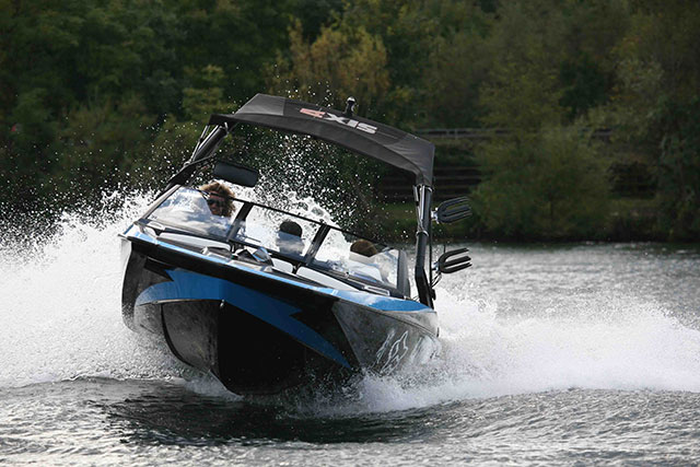 Axis A20: exciting but affordable - boats com
