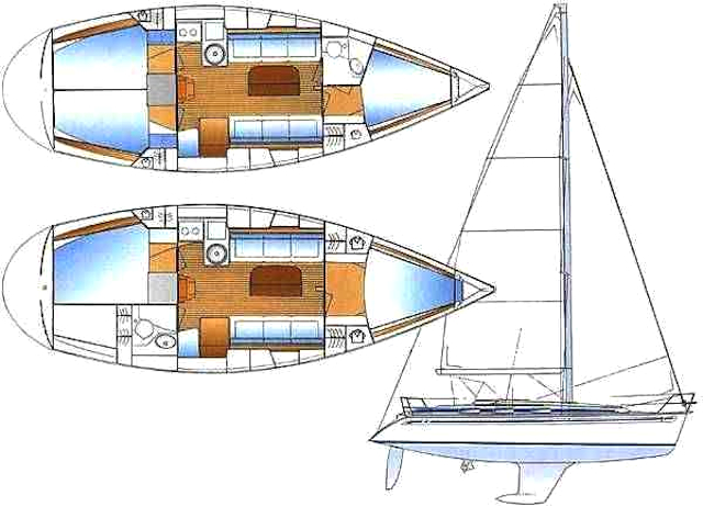 Bavaria 34 Used Sailing Yacht Review Boats Com