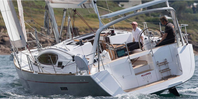 Allures 39.9 review: assured blue-water cruiser - boats.com