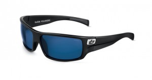 Bolle Tetra Marine sunglasses with polarised offshore blue lenses
