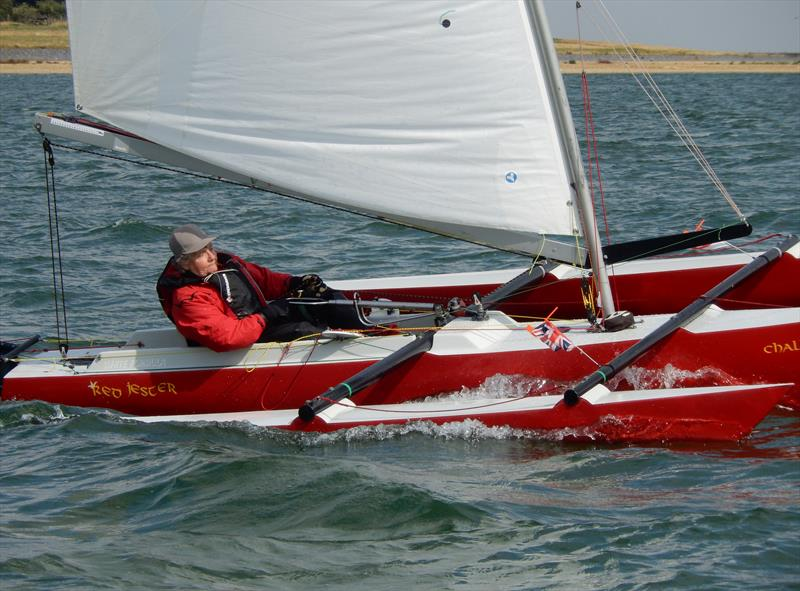 Challenger trimaran: best sailing dinghies for beginners