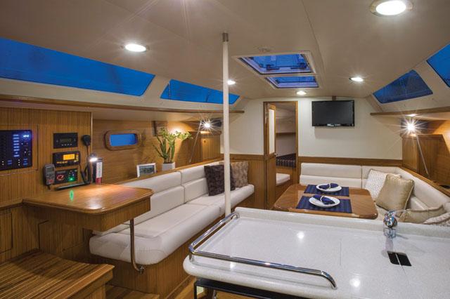 Marlow Legend 37 Review A Family Cruiser Boats Com