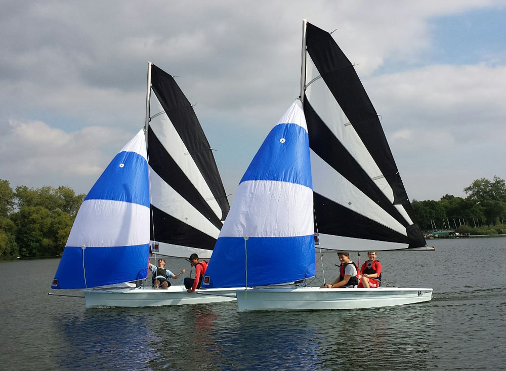 Hartley boats: best sailing dinghies for beginners