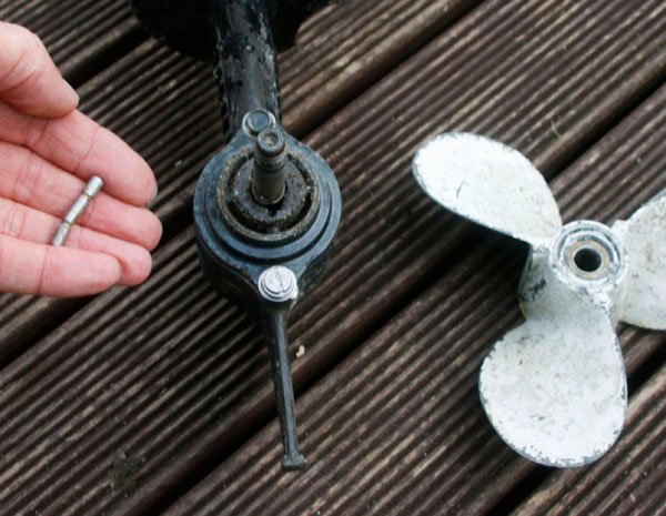 Outboard engine repairs: starting, fuel, shear pins - boats com