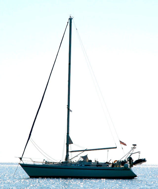 Five Classic Cruisers Sigma Rustler Rival Oyster