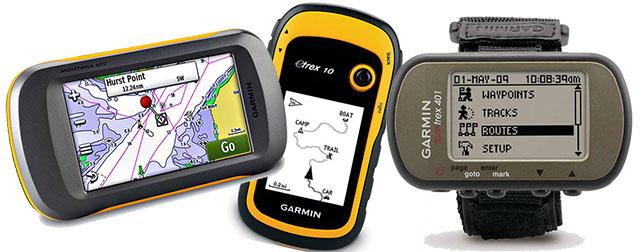 Top 10 GPS Handhelds