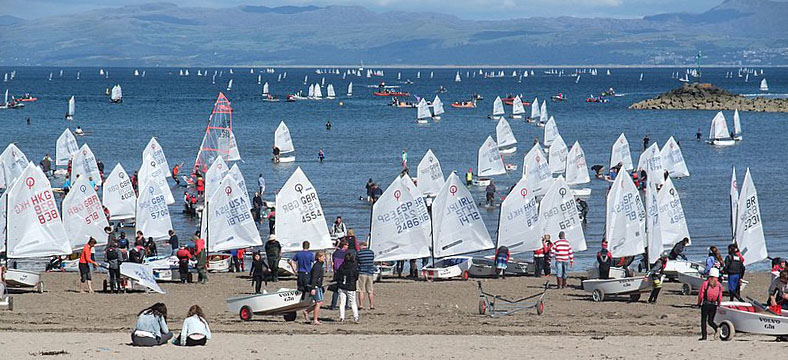 Phenomenal 14 Great Sailing Dinghies For Kids Boats Com Largest Home Design Picture Inspirations Pitcheantrous