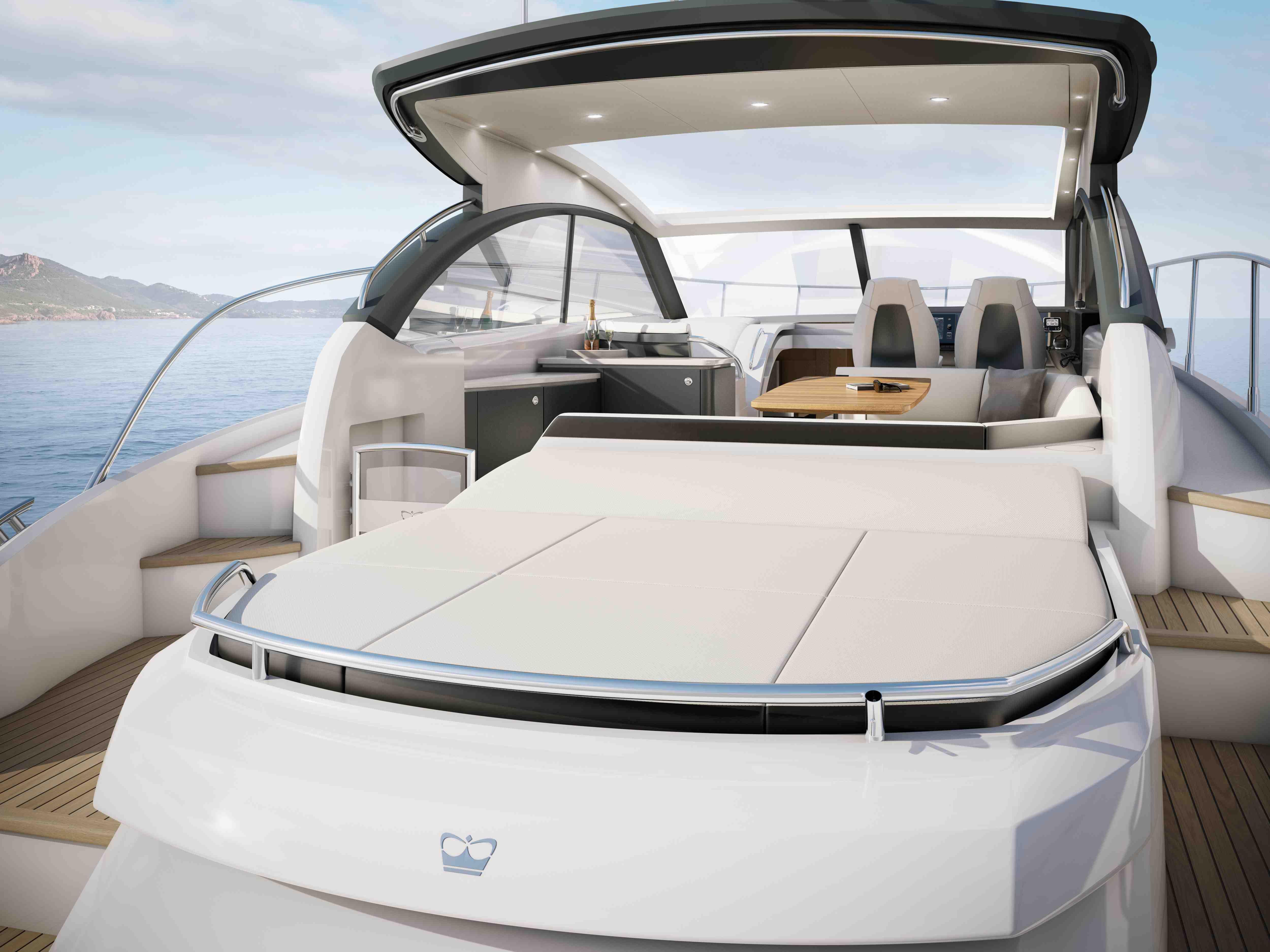 New Princess V48 Open Set To Impress Boats Com