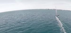 Ben Ainslie Racing video: Flying in Bermuda