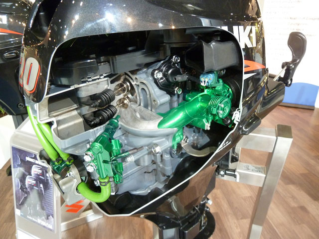 Suzuki launches new lightweight outboards with fuel for Suzuki outboard motors reviews