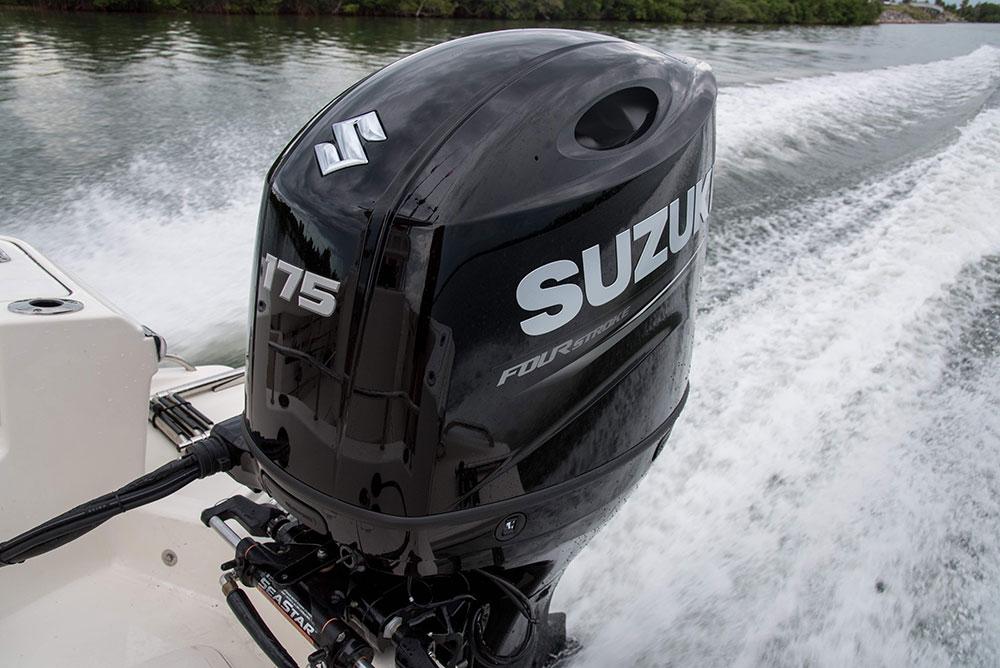 New Suzuki Big Block outboards - boats com