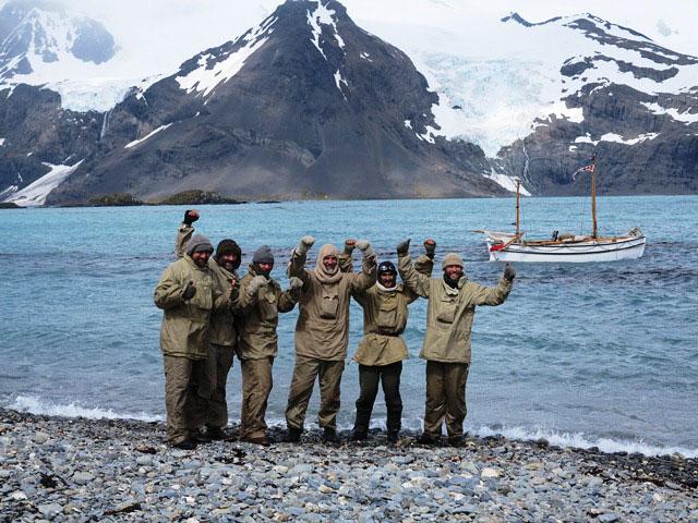 Shackleton Epic Crew Lands On South Georgia Boats Com