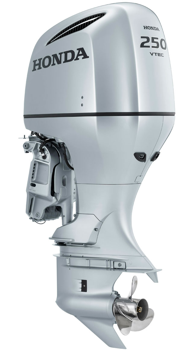New Honda Outboard Makes Its Debut Uk