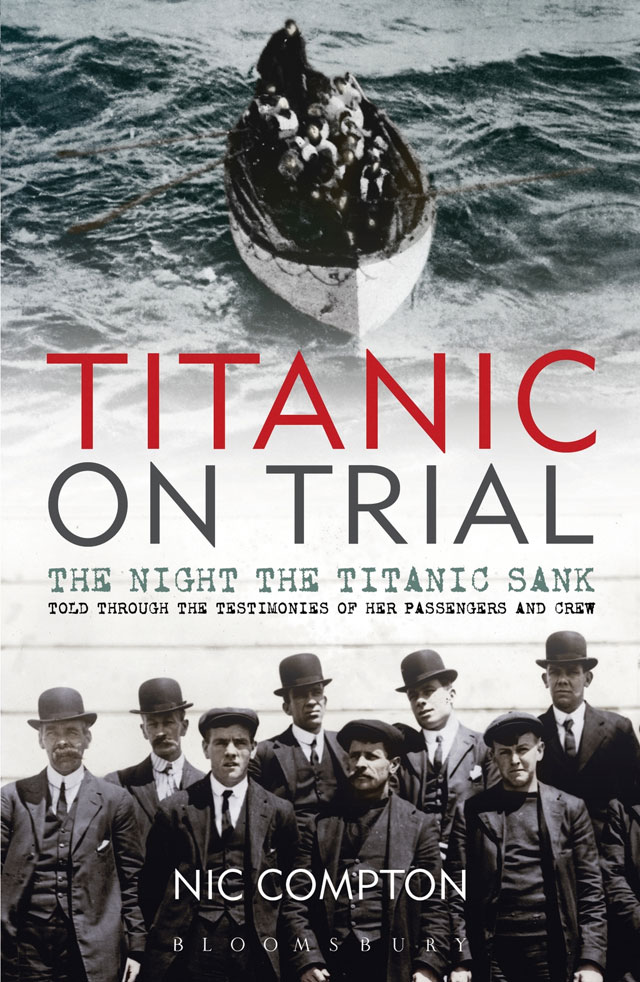 a study of the sinking of the titanic a night of terror The sinking of the rms titanic occurred on the night of 14 april  tickets for the maiden voyage of the titanic on the night of the sinking,  to study after.