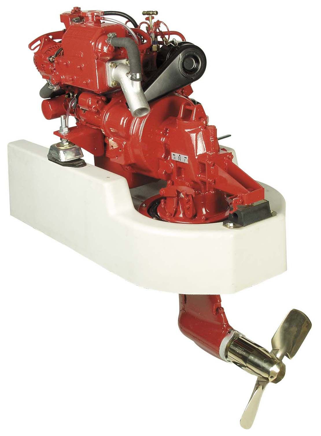 Choosing The Right Marine Diesel Boatscom Wiring Harness Engines Inboard Sterndrive Outboard Beta Saildrive