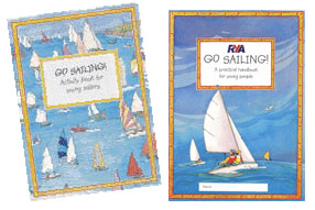 RYA Go Sailing and its Activity Book
