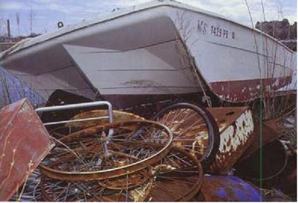 How To Dispose Of An Old Fibreglass Boat