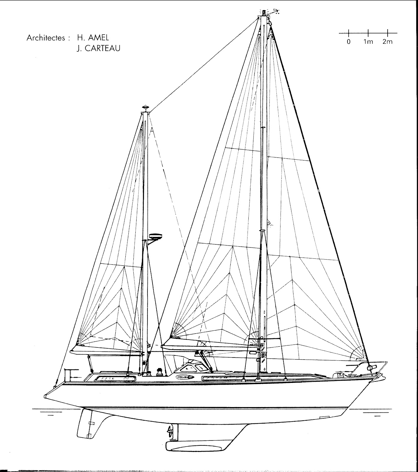 Five best ketches and yawls - boats com