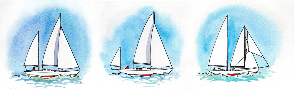 sailing boats sailboat types rigs uses and definitions boats com