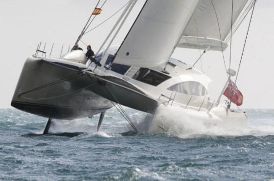tag 60 catamaran