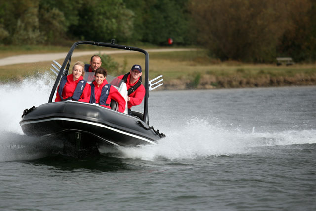 Skua RB6: a British built RIB with a difference