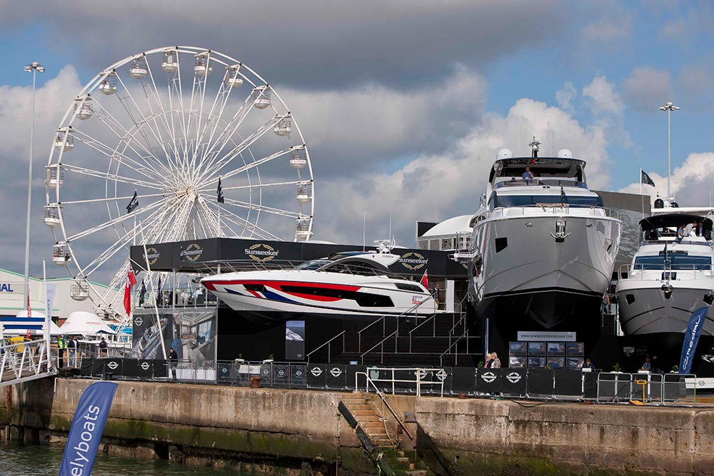 Southampton Boat Show: upgrades for 2016